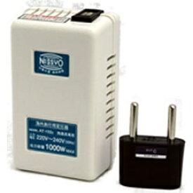 日章工業 NISSYO INDUSTRY 変圧器 (ダウントランス・熱器具専用) AT-102z[AT102Z]
