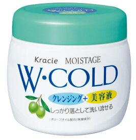 クラシエ Kracie MOISTAGE(モイスタージュ )Wコールドクリーム (270g)[クレンジング〕