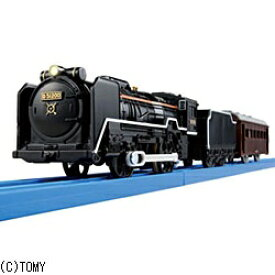 タカラトミー TAKARA TOMY プラレール S-28 ライト付D51 200号機蒸気機関車[S28ライトツキD51200ジョウキ][クリスマス プレゼント]