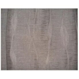 青木 AOKI ドレープカーテン フクレジャガード(100×178cm/ブラウン)