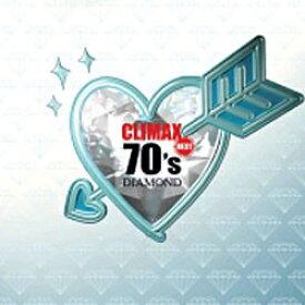 ソニーミュージックマーケティング (V.A.)/クライマックス・ベスト 70's ダイアモンド 【CD】