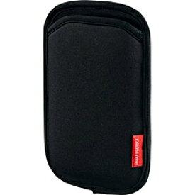サンワサプライ SANWA SUPPLY スマートフォン用[幅 70mm] マルチスマートフォンケース (ブラック) PDA-SPC1BK[PDASPC1BK]