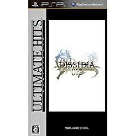 スクウェアエニックス SQUARE ENIX ULTIMATE HITS ディシディア デュオデシム ファイナルファンタジー【PSPゲームソフト】