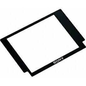 ソニー SONY 液晶保護セミハードシート(ソニー α58/α37用) PCK-LM11[PCKLM11]