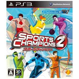 ソニーインタラクティブエンタテインメント Sony Interactive Entertainmen スポーツチャンピオン 2【PS3ゲームソフト】