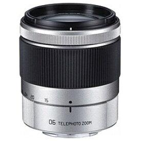 ペンタックス PENTAX カメラレンズ 06 TELEPHOTO ZOOM 15-45mm F2.8 シルバー [ペンタックスQ /ズームレンズ][06TELEPHOTOZOOM]
