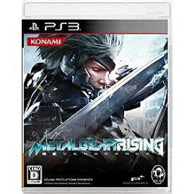 コナミデジタルエンタテイメント Konami Digital Entertainment メタルギアライジングリベンジェンス【PS3ゲームソフト】[メタルギアライジングリベンジェ]