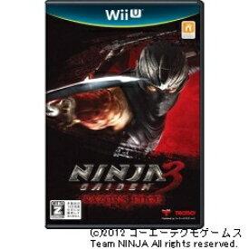 コーエーテクモゲームス KOEI NINJAGAIDEN3:Razor'sEdge【Wii Uゲームソフト】[NINJAGAIDEN3RAZORSED]