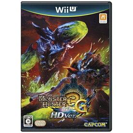 カプコン CAPCOM モンスターハンター3(トライ)G HD Ver.【Wii Uゲームソフト】
