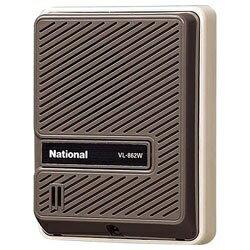 パナソニック Panasonic 呼出音増設用スピーカー VL-862W[VL862W] panasonic