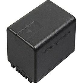 パナソニック Panasonic リチウムイオンバッテリー VW-VBT380-K[VWVBT380K]