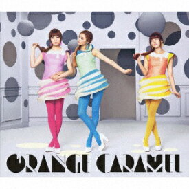 エイベックス・エンタテインメント Avex Entertainment ORANGE CARAMEL/ORANGE CARAMEL MUSIC VIDEO盤 【CD】