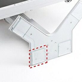 サンワサプライ SANWA SUPPLY 透明耐震ゴムG-BLOXゲル (50mm角・4枚) QL-E84[QLE84]