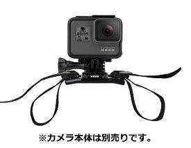 GoPro ゴープロ ベンテッド・ヘルメットマウント GVHS30[ゴープロ アクセサリー]