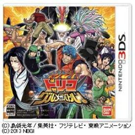 バンダイナムコエンターテインメント BANDAI NAMCO Entertainment トリコ グルメガバトル!【3DSゲームソフト】