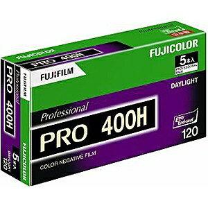 富士フイルム FUJIFILM 【ブローニー】PRO 400H 5本パック(新パッケージ)[120PRO400HEPNP12EX5]