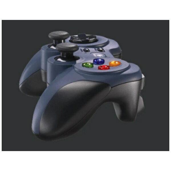 ロジクール USBゲームパッド Logicool F310 Gamepad XInput/DirectInput対応 (ダークブルー) F310r