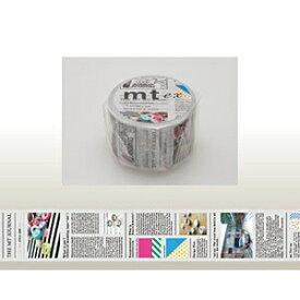カモ井加工紙 KAMOI mt ex マスキングテープ(英字新聞) MTEX1P75