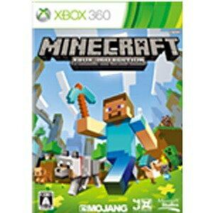 マイクロソフト Minecraft: Xbox 360 Edition【Xbox360ゲームソフト】[MINECRAFT:XBOX360EDI]