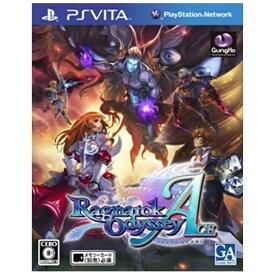 ガンホーオンラインエンターテイメント GungHo Online Entertainment ラグナロク オデッセイ エース【PS Vitaゲームソフト】