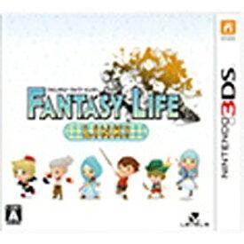 レベルファイブ LEVEL5 ファンタジーライフ LINK!【3DSゲームソフト】