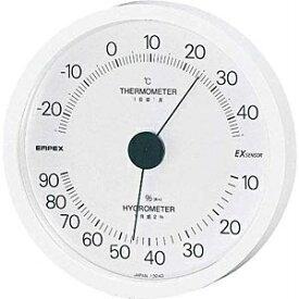 エンペックス EMPEX INSTRUMENTS TM-2301 温湿度計 エクシード ホワイト [アナログ][TM2301]