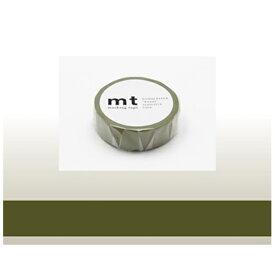 カモ井加工紙 KAMOI mt マスキングテープ(鶯(うぐいす)) MT01P201