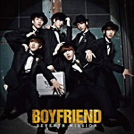 ビーイング Being BOYFRIEND/SEVENTH MISSION 初回限定盤A 【CD】