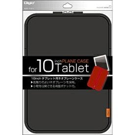 ナカバヤシ Nakabayashi 10.6インチタブレット対応[横幅 280mm] ネオプレーンケース (ブラック) SZC-TCF10BK[SZCTCF10BK]
