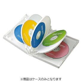 サンワサプライ SANWA SUPPLY DVD/CD対応トールケース 8枚収納×3 ホワイト DVD-TW8-03W[DVDTW803W]