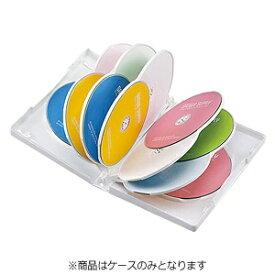サンワサプライ SANWA SUPPLY DVD/CD対応トールケース 12枚収納×3 ホワイト DVD-TW12-03W[DVDTW1203W]