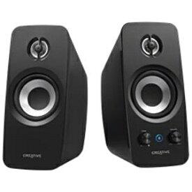 クリエイティブメディア CREATIVE SP-T15W スマホ/タブレット対応ワイヤレススピーカー[Bluetooth] Creative T15 Wireless ブラック [AC電源 /2.0ch][SPT15W]
