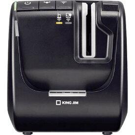 キングジム KING JIM SR5900P ラベルプリンター[PC接続専用] 「テプラ」PRO ブラック[SR5900P]