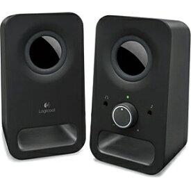 ロジクール Logicool Z150BK PCスピーカー Logicool Multimedia Speakers ブラック [AC電源 /2.0ch][スピーカー パソコン]