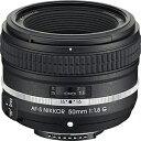 【送料無料】 ニコン 交換レンズ AF-S Nikkor 50mm f/1.8G(Special Edition)【ニコンFマウント】[AFS501.8GSE]
