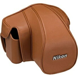 ニコン Nikon セミソフトケース(ブラウン) CF-DC6[CFDC6BR]
