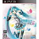 【あす楽対象】 セガゲームス 初音ミク -Project DIVA- F 2nd【PS3ゲームソフト】