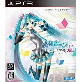 セガゲームス SEGA Games 初音ミク -Project DIVA- F 2nd【PS3ゲームソフト】