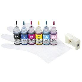 サンワサプライ SANWA SUPPLY INK-E70S30S6U 詰め替えインク[INKE70S30S6U]【wtcomo】