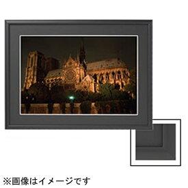 チクマ Chikuma 木製デザインフレーム FL-Series(A4/ブラック)[モクセイガクFLブラックA4]