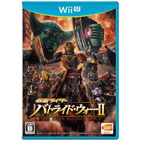 バンダイナムコエンターテインメント BANDAI NAMCO Entertainment 仮面ライダー バトライド・ウォーII 通常版【Wii U】