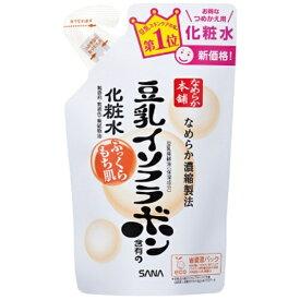 常盤薬品 TOKIWA Pharmaceutical SANA(サナ)なめらか本舗 豆乳イソフラボン含有の化粧水(180ml) つめかえ用[化粧水]【wtcool】