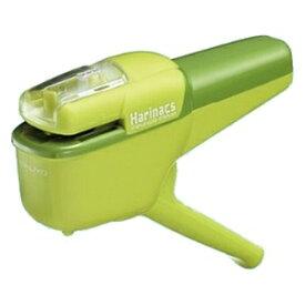 コクヨ KOKUYO 針なしステープラー「ハリナックス」緑(ハンディ10枚) SLN-MSH110G[SLNMSH110G]