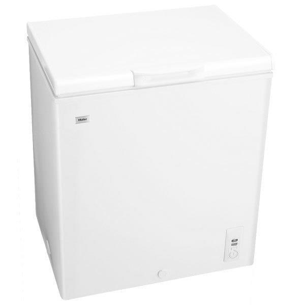 【標準設置費込み】 ハイアール チェスト式冷凍庫 (145L) JF-NC145F-W ホワイト[JFNC145F]