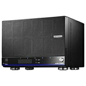 I-O DATA アイ・オー・データ NASサーバー〔6ドライブ・24TB(4TB×6)〕 HDL6-Hシリーズ HDL6-H24[HDL6H24]