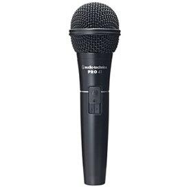 オーディオテクニカ audio-technica ボーカルマイク(ダイナミック型) PRO41