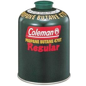 コールマン Coleman 純正LPガス燃料 470g 5103A470T