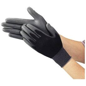 トラスコ中山 ウレタンフィット手袋 黒 Lサイズ TUFGBL