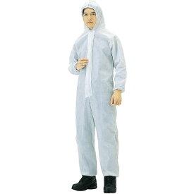 トラスコ中山 不織布使い捨て保護服 3Lサイズ TPC3L