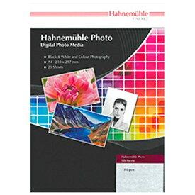 ハーネミューレ Hahnemuhle ハーネミューレ フォトシルクバライタ 310gsm (A2サイズ・25枚) 430615[430615PHOTOSILKBARYT]【wtcomo】
